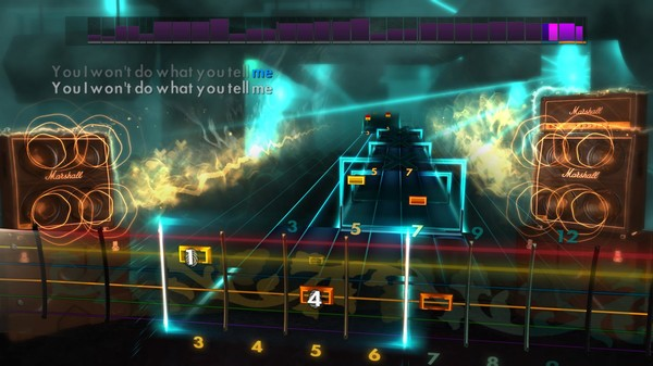 Скриншот №3 к Rocksmith® 2014 – Rage Against the Machine Song Pack I