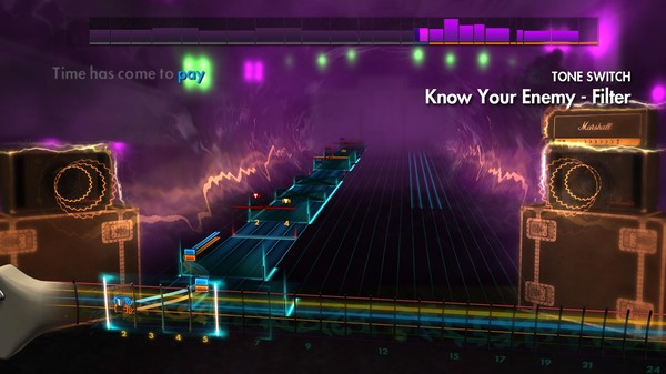 Скриншот №2 к Rocksmith® 2014 – Rage Against the Machine Song Pack I