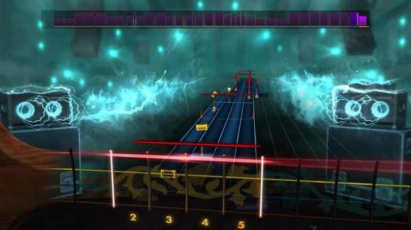 Скриншот №4 к Rocksmith® 2014 – Rage Against the Machine Song Pack I