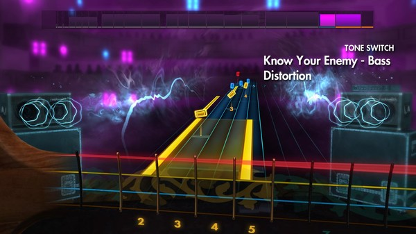 Скриншот №1 к Rocksmith® 2014 – Rage Against the Machine Song Pack I