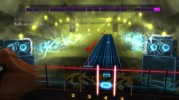 "Скриншот №4 к Rocksmith® 2014 – Rage Against the Machine - ""Bulls on Parade"""