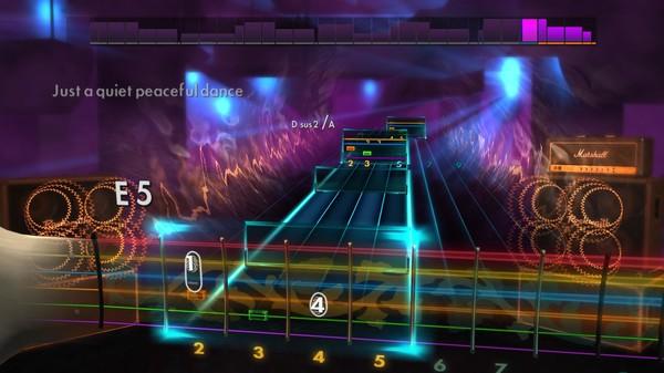 "Скриншот №1 к Rocksmith® 2014 – Rage Against the Machine - ""Down Rodeo"""