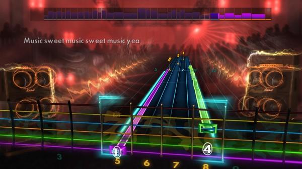 Скриншот №1 к Rocksmith® 2014 – Jimi Hendrix Song Pack I