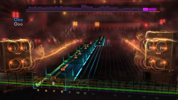 Скриншот №4 к Rocksmith® 2014 – Jimi Hendrix Song Pack I