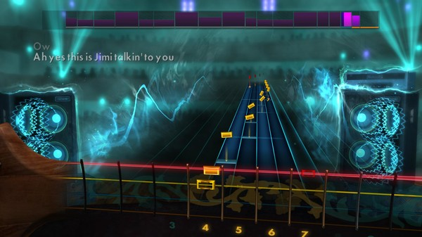 "Скриншот №3 к Rocksmith® 2014 – Jimi Hendrix - ""Fire"""