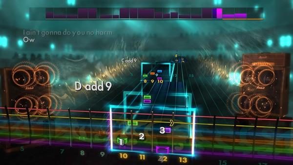 "Скриншот №1 к Rocksmith® 2014 – Jimi Hendrix - ""Fire"""