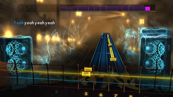 Скриншот №1 к Rocksmith® 2014 – Jimi Hendrix Song Pack III