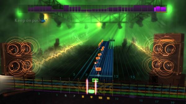 Скриншот №5 к Rocksmith® 2014 – Jimi Hendrix Song Pack III