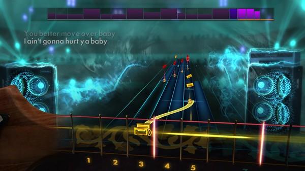 Скриншот №3 к Rocksmith® 2014 – Jimi Hendrix Song Pack III