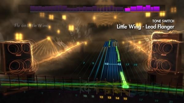 Скриншот №2 к Rocksmith® 2014 – Jimi Hendrix Song Pack III