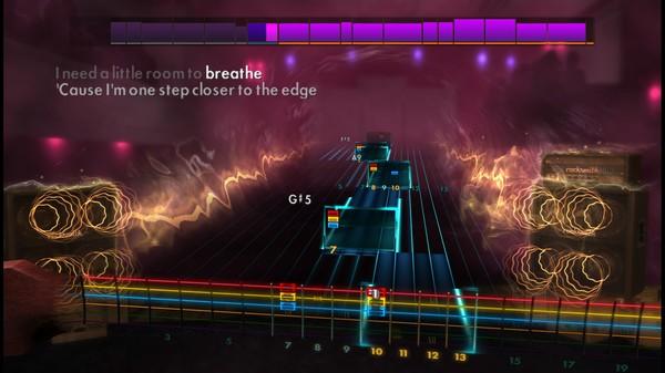 "Скриншот №5 к Rocksmith® 2014 – Linkin Park - ""One Step Closer"""