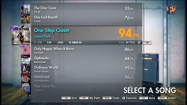 "Скриншот №4 к Rocksmith® 2014 – Linkin Park - ""One Step Closer"""