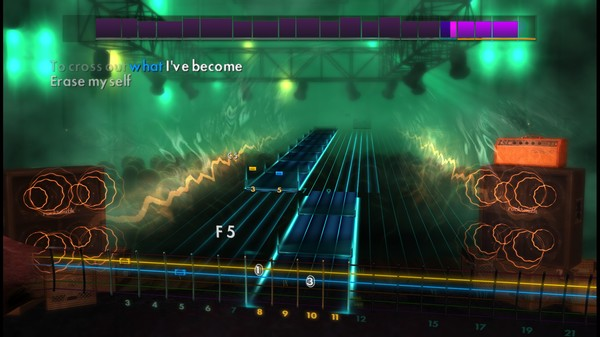 "Скриншот №2 к Rocksmith® 2014 – Linkin Park - ""What Ive Done"""