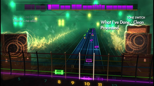"Скриншот №4 к Rocksmith® 2014 – Linkin Park - ""What Ive Done"""