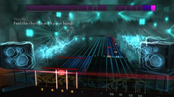 """Скриншот №5 к Rocksmith® 2014 – Soundgarden - """"Spoonman"""""""