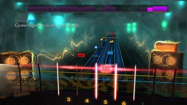 """Скриншот №4 к Rocksmith® 2014 – Soundgarden - """"Spoonman"""""""