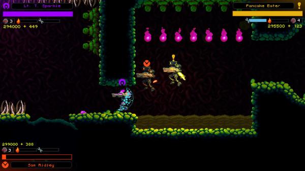Скриншот №10 к Hive Jump