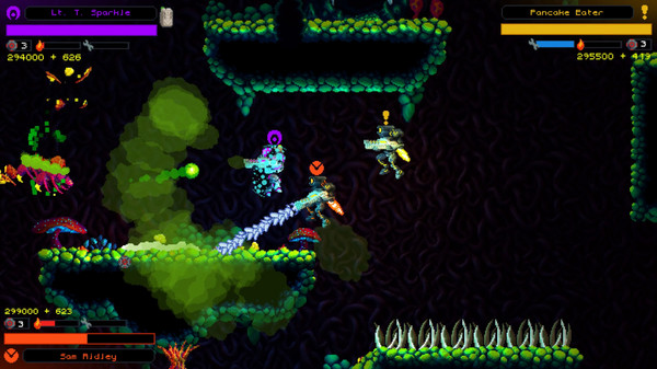 Скриншот №8 к Hive Jump