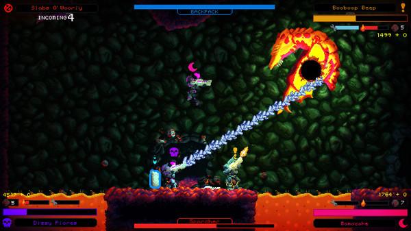 Скриншот №3 к Hive Jump