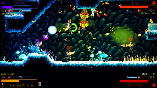 Скриншот №13 к Hive Jump