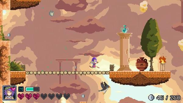 скриншот Olympia Rising 1