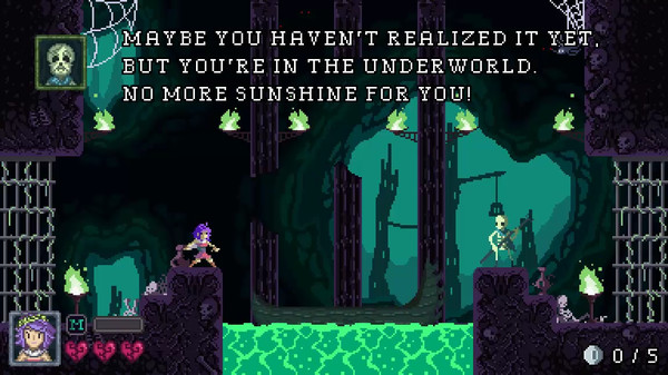скриншот Olympia Rising 4