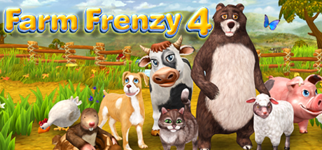 Farm Frenzy 4 Cover Image