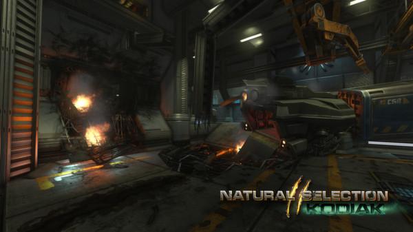 Скриншот №8 к Natural Selection 2 - Kodiak Pack