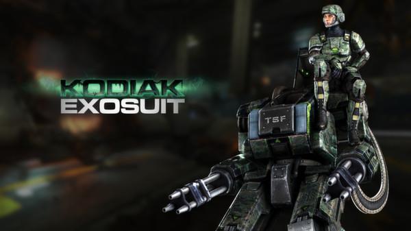Скриншот №2 к Natural Selection 2 - Kodiak Pack