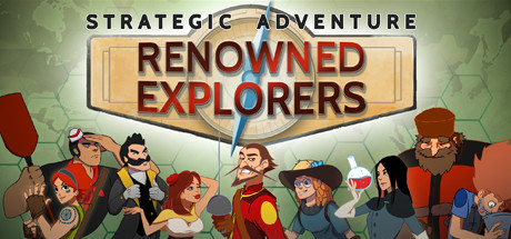 Renowned Explorers: International Society Cover Image