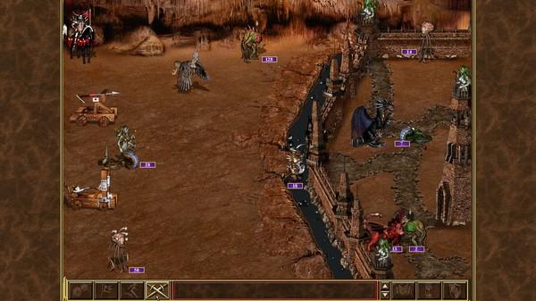 Скриншот №2 к Heroes® of Might  Magic® III - HD Edition