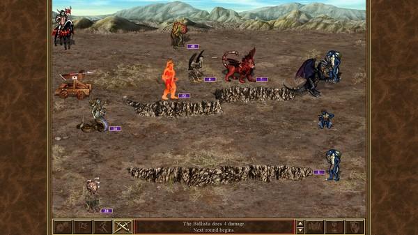 Скриншот №3 к Heroes® of Might  Magic® III - HD Edition