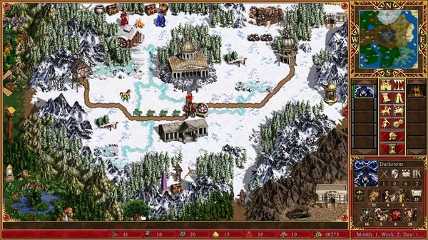 Скриншот №9 к Heroes® of Might  Magic® III - HD Edition