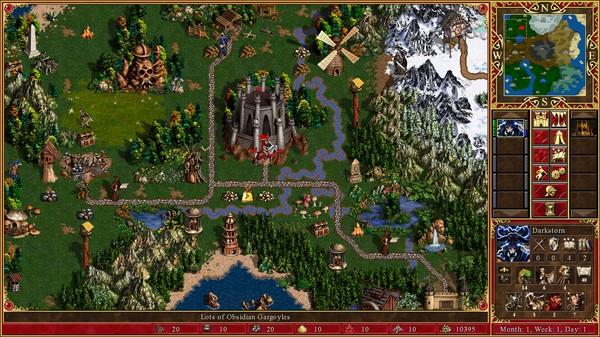 Скриншот №7 к Heroes® of Might  Magic® III - HD Edition