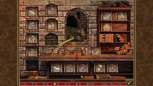 Скриншот №5 к Heroes® of Might  Magic® III - HD Edition