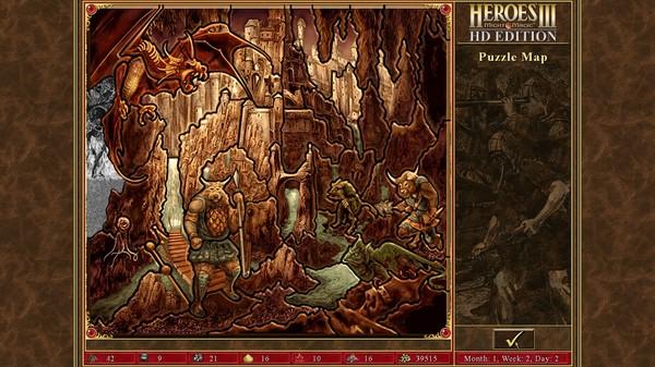Скриншот №6 к Heroes® of Might  Magic® III - HD Edition