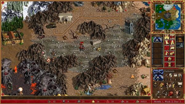 Скриншот №12 к Heroes® of Might  Magic® III - HD Edition