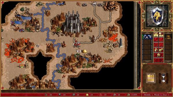 Скриншот №11 к Heroes® of Might  Magic® III - HD Edition