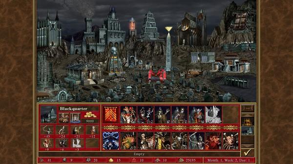 Скриншот №4 к Heroes® of Might  Magic® III - HD Edition