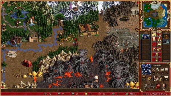 Скриншот №10 к Heroes® of Might  Magic® III - HD Edition