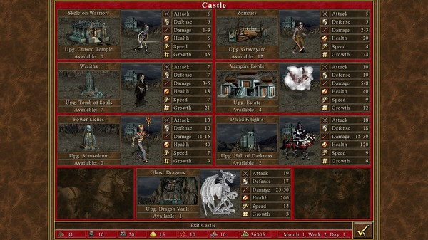 Скриншот №8 к Heroes® of Might  Magic® III - HD Edition