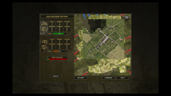 Close Combat: Gateway to Caen Captura 3