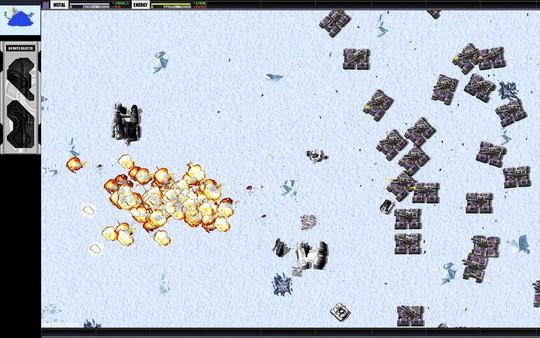 Скриншот №2 к Total Annihilation