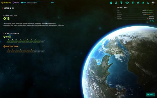 Скриншот №7 к Master of Orion