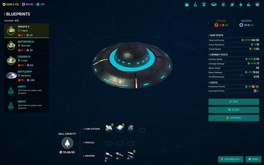 Скриншот №10 к Master of Orion