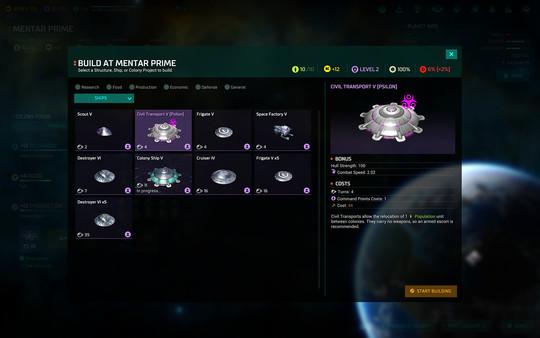 Скриншот №12 к Master of Orion