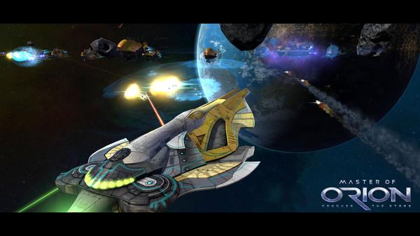 Скриншот №15 к Master of Orion