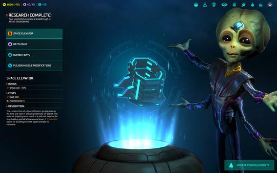 Скриншот №8 к Master of Orion