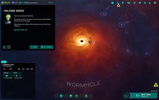 Скриншот №11 к Master of Orion