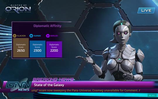 Скриншот №6 к Master of Orion